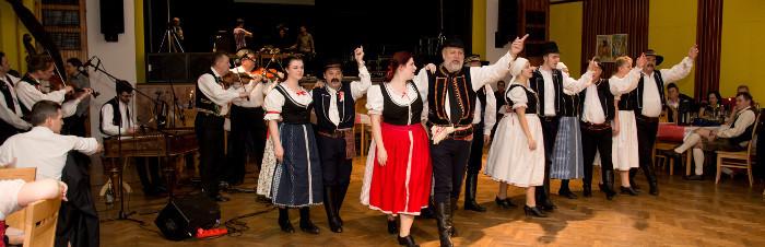 Divadelní ples přivál vítr z vinohradů