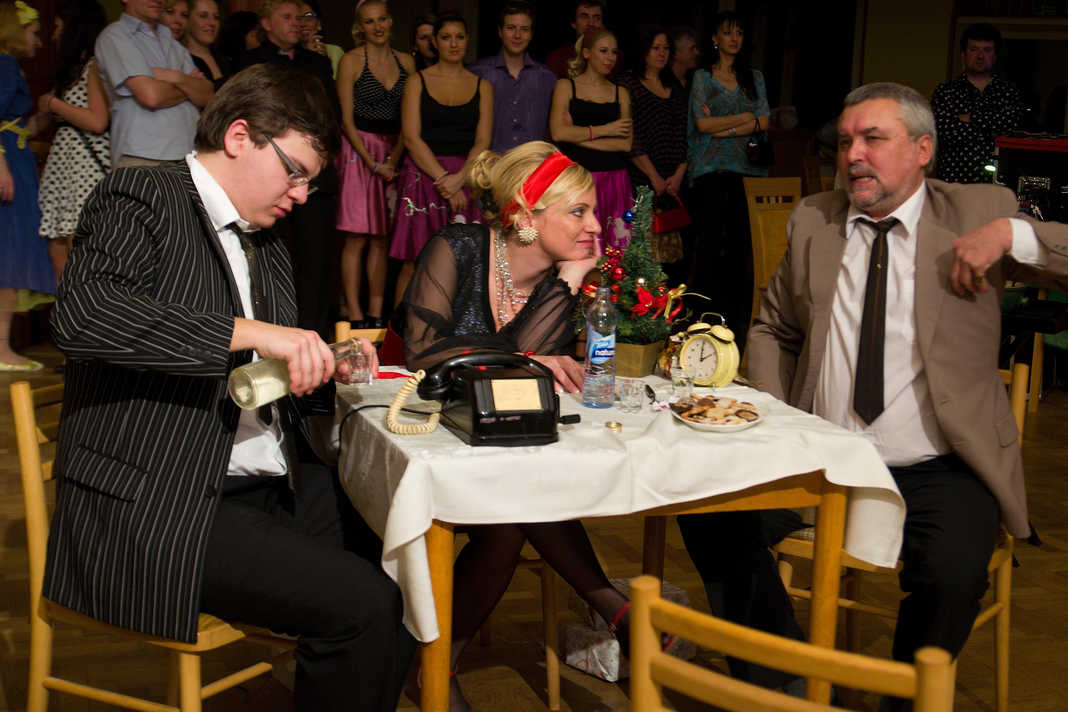 Divadelní ples 50. a 60. léta ( 2013 )