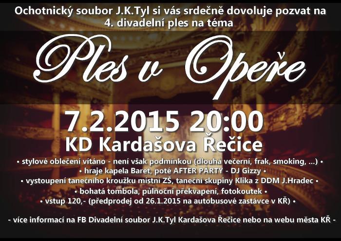 Divadelní ples v Opeře ( 2015 )